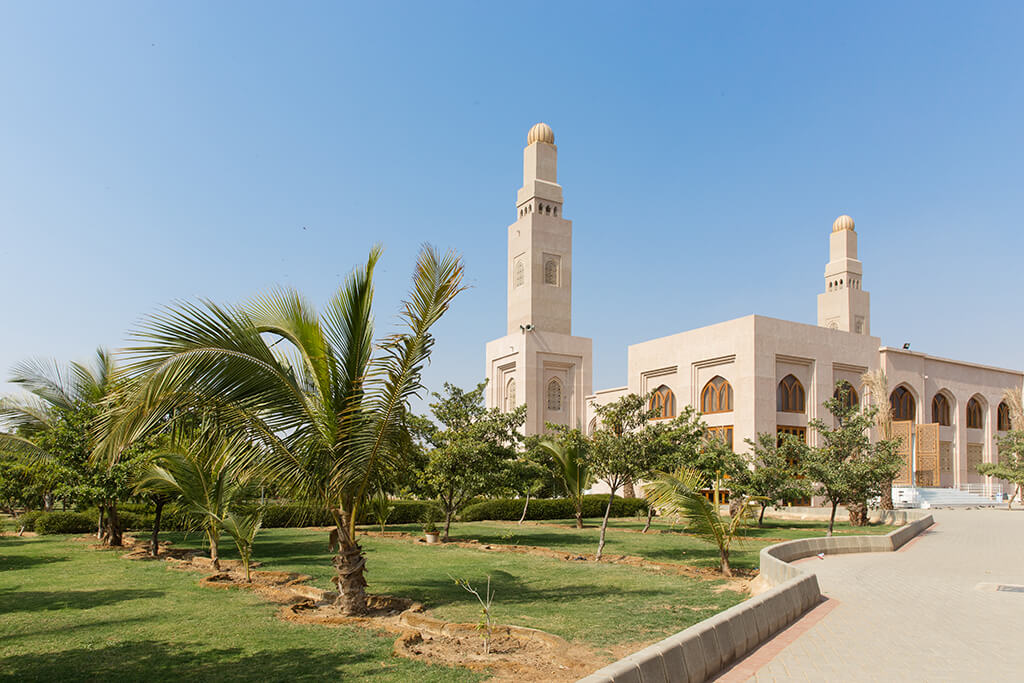 Bait-us-salam Mosque